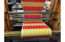 牛皮纸胶带印刷效果