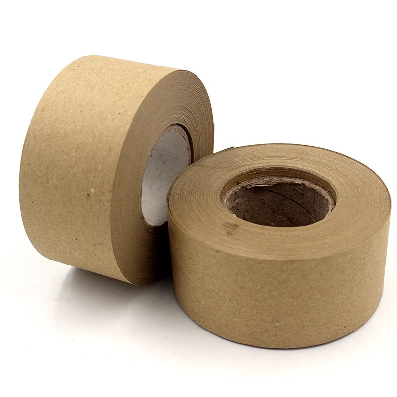再生纸牛皮纸胶带