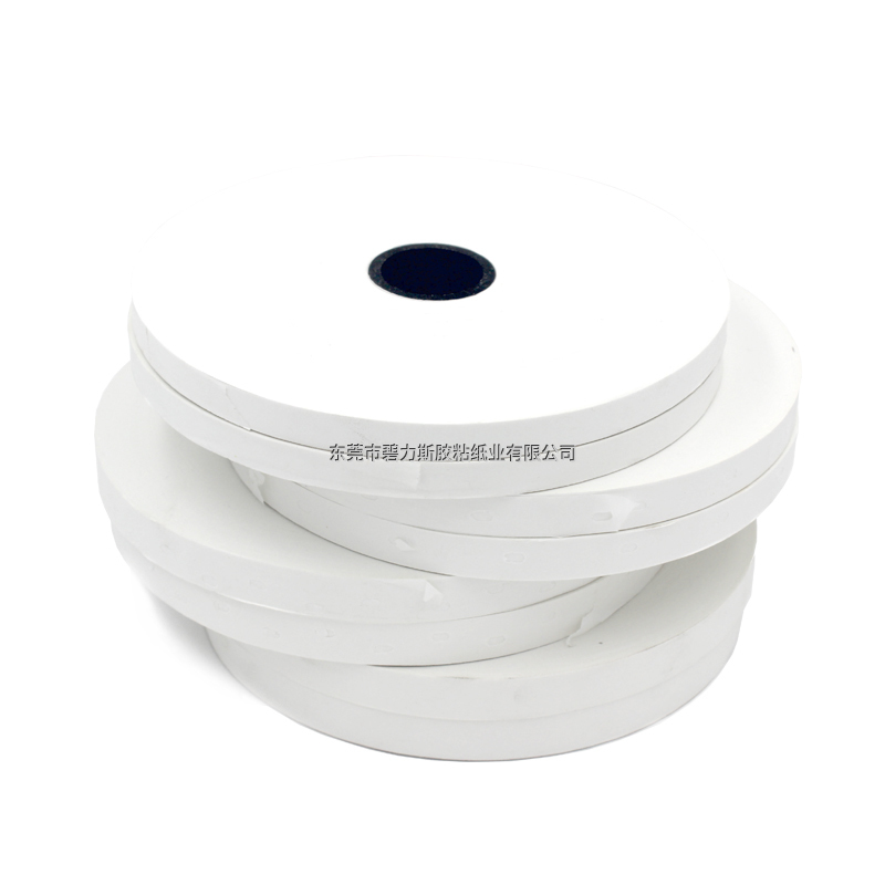 白色拼花胶带02